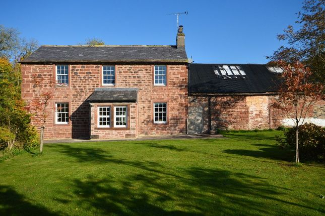 Thumbnail Detached house to rent in Little Salkeld, Penrith