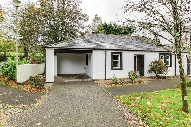 Thumbnail Semi-detached bungalow for sale in 1 Ehen Garth, Ennerdale Bridge, Cumbria