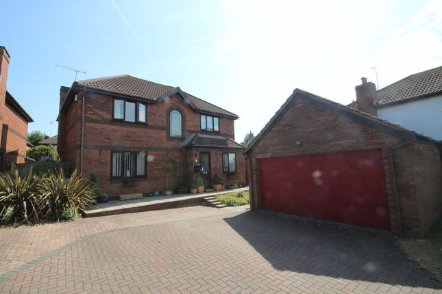 Thumbnail Detached house for sale in Chantry Close, Nailsea, Bristol