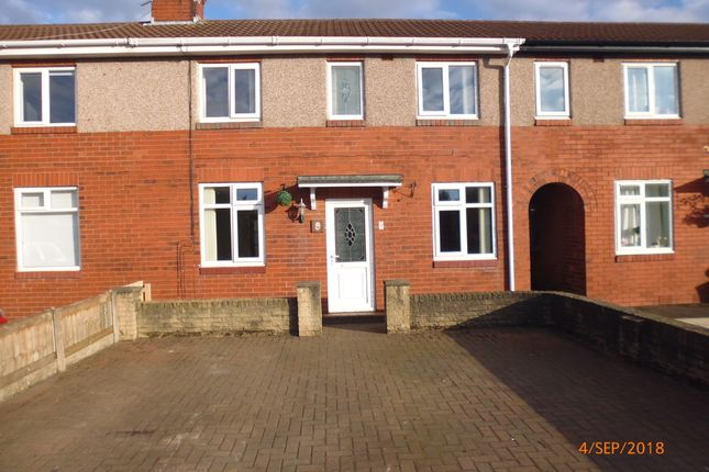 Thumbnail 2 bed terraced house to rent in Stafford Road, Southport
