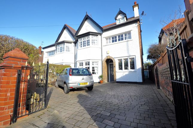 6 bed semi-detached house for sale in Rolleston Drive, Wallasey