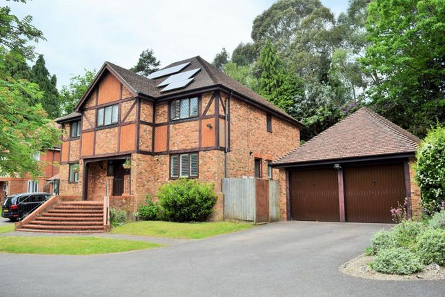 Thumbnail Detached house for sale in Goldney Road, Camberley