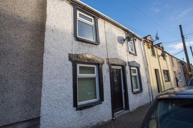 Thumbnail Terraced house for sale in Castle Street, Maesteg