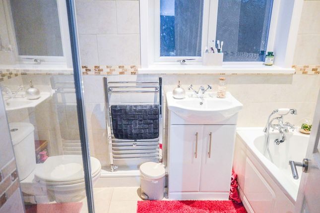 Bathroom of New Forest Road, Brooklands, Manchester M23