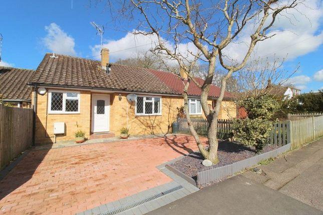 Thumbnail Semi-detached bungalow for sale in Crown Road, Edenbridge