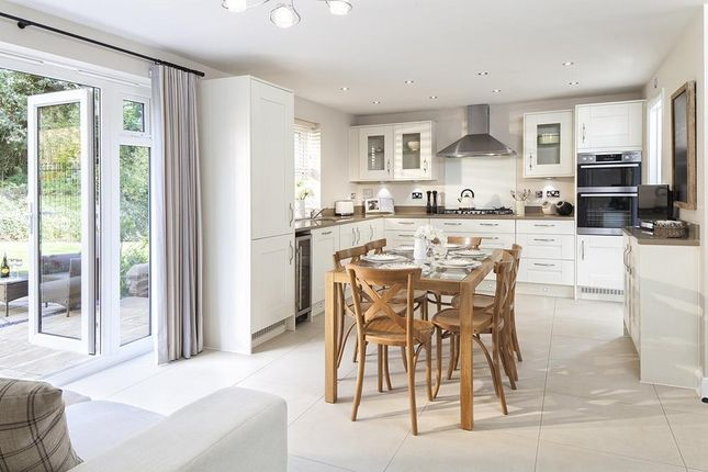 """Thumbnail Detached house for sale in """"Chelworth"""" at Llantrisant Road, Capel Llanilltern, Cardiff"""