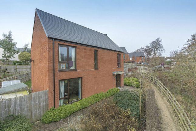 Thumbnail Detached house for sale in Partridge Drive, Ketley, Telford, Shropshire
