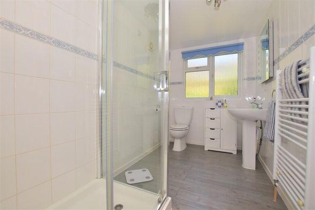 Shower Room of Norah Lane, Higham, Rochester, Kent ME3