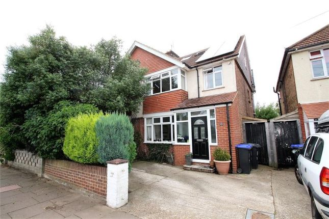 Thumbnail End terrace house for sale in Reigate Road, West Worthing, West Sussex