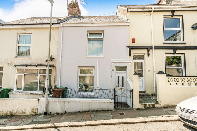 Thumbnail Terraced house for sale in Alfred Road, Ford, Plymouth