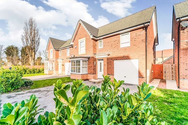 Thumbnail Detached house for sale in Reckitt Crescent, Hull