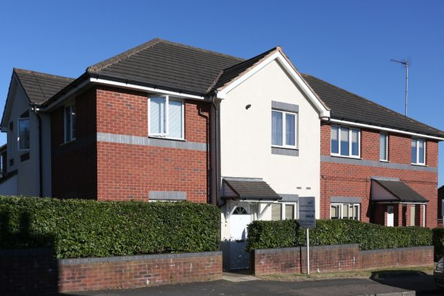 Thumbnail Flat for sale in Grayshott Close, Erdington, Birmingham