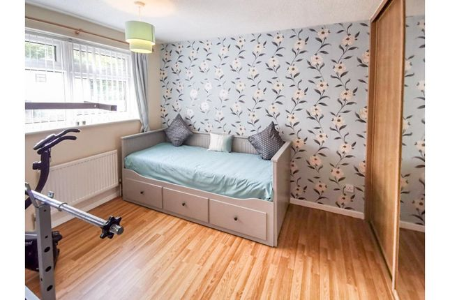 Bedroom Three of Berrywood Gardens, Hedge End, Southampton SO30