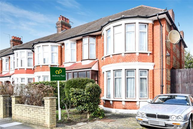 High Quality 3 Bed End Terrace House For Sale In Berkshire Gardens, Palmers Green, London