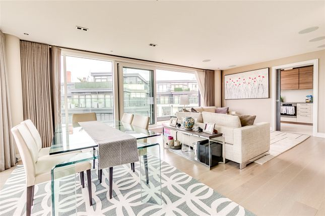 Thumbnail Flat for sale in Park Street, Chelsea Creek, London