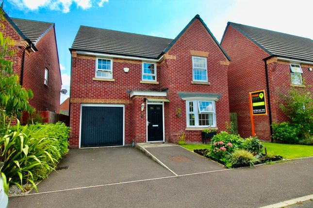 Thumbnail Detached house to rent in Wedgewood Close, Rochdale