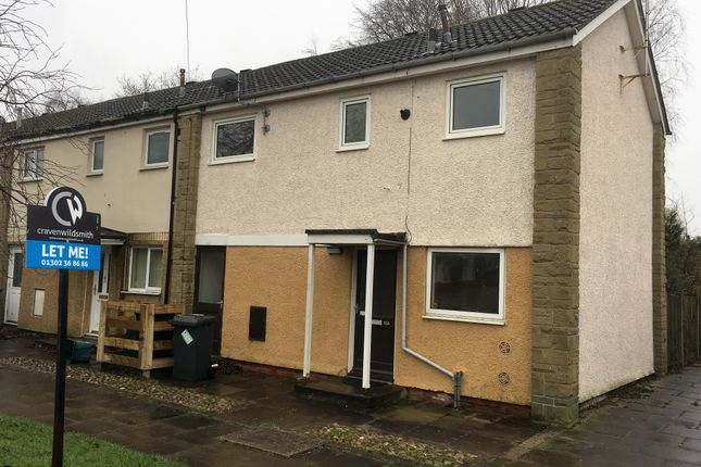 Thumbnail End terrace house to rent in Goodison Bulevard, Cantley, Doncaster