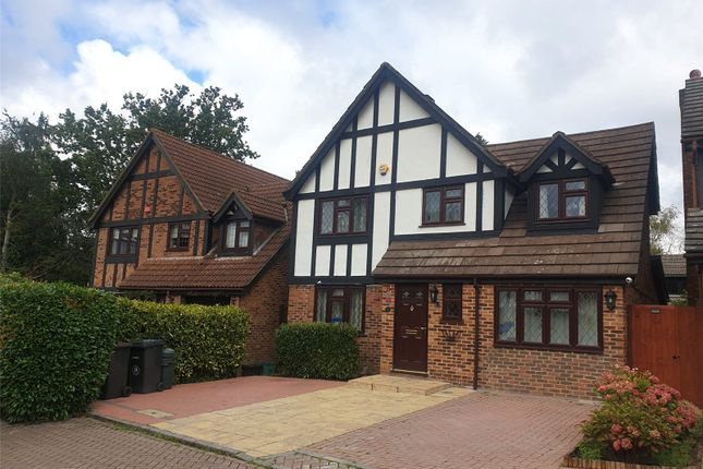 Thumbnail Detached house to rent in Castle Close, Bromley