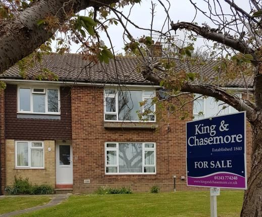 Thumbnail Flat for sale in Carleton Road, Chichester, West Sussex