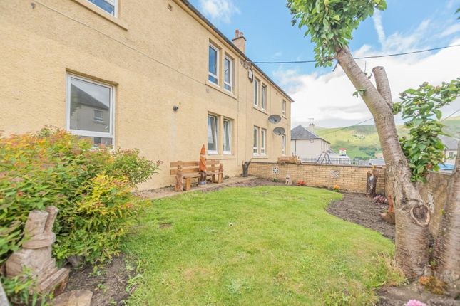 Thumbnail Flat for sale in School Terrace, Coalsnaughton, Tillicoultry
