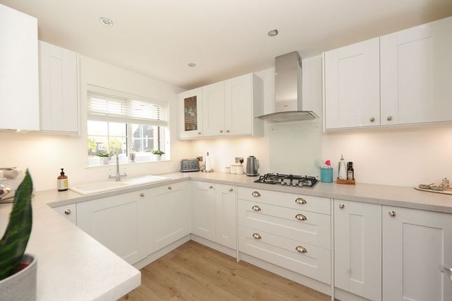 Thumbnail End terrace house to rent in Hetherington Way, Ickenham, Uxbridge