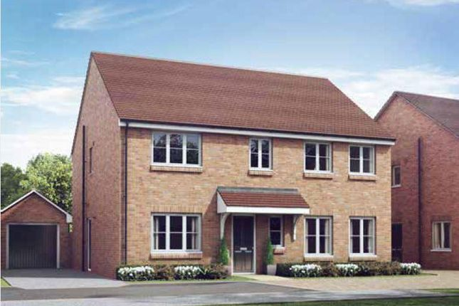 Thumbnail Detached house for sale in Compton, Berkshire