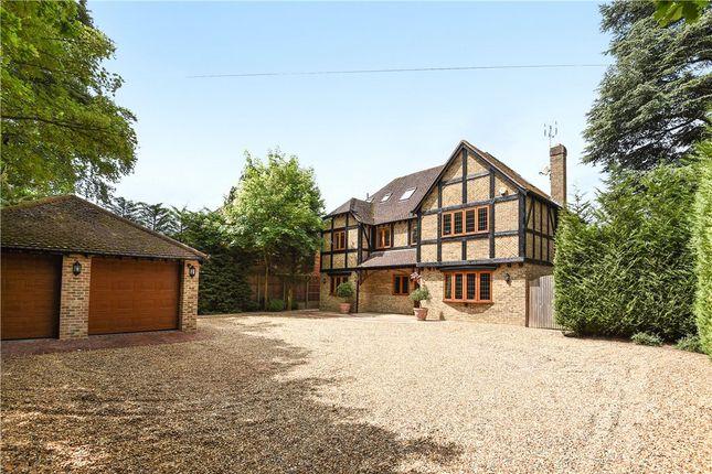 Thumbnail Detached house for sale in Finchampstead Road, Wokingham, Berkshire