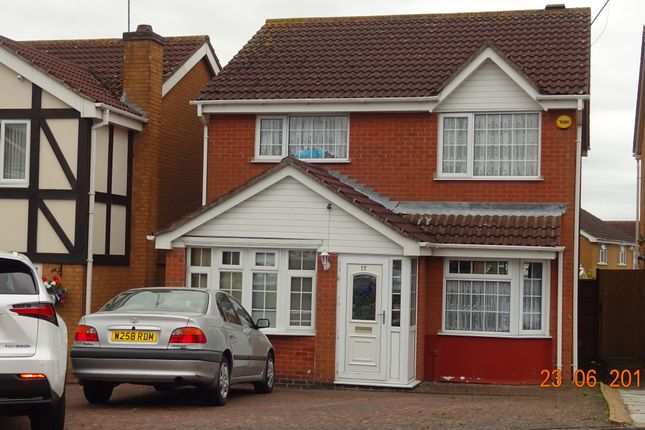 Thumbnail Detached house for sale in Crainsbill Rd, Hamilton, Leicester