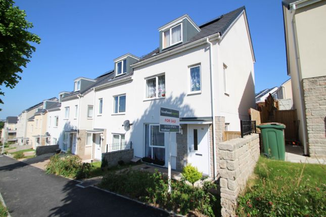 Thumbnail Semi-detached house for sale in Cookworthy Road, Plymouth