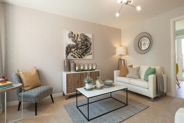 """3 bed end terrace house for sale in """"The Hanbury"""" at Hyns An Vownder, Lane, Newquay TR8"""
