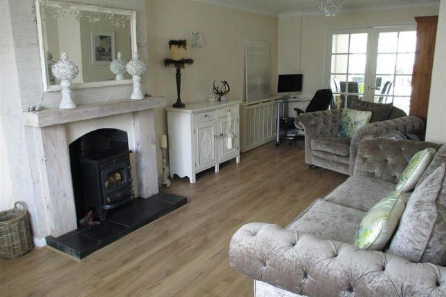 Thumbnail Semi-detached house for sale in Laurel Road, Blaby, Leicester