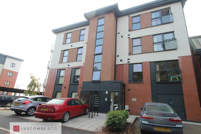 Thumbnail Flat for sale in Cambria House, Rodney Road, Newport