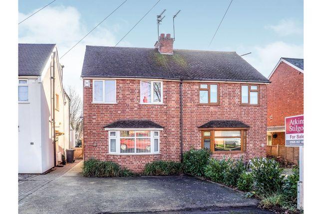 Semi-detached house in  Roseland Road  Kenilworth  Birmingham
