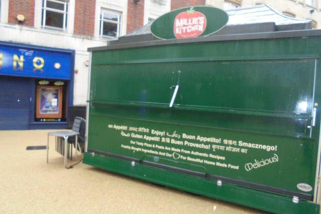 Thumbnail Retail premises to let in Food Retail Kiosk, Hertford Street, Coventry