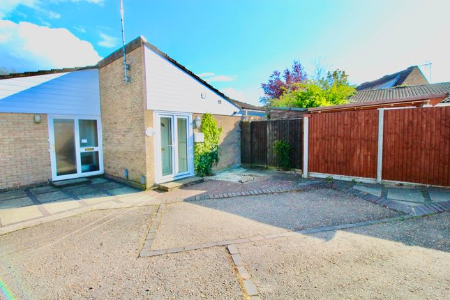 3 bed semi-detached bungalow for sale in Wingfield, Orton Goldhay, Peterborough PE2