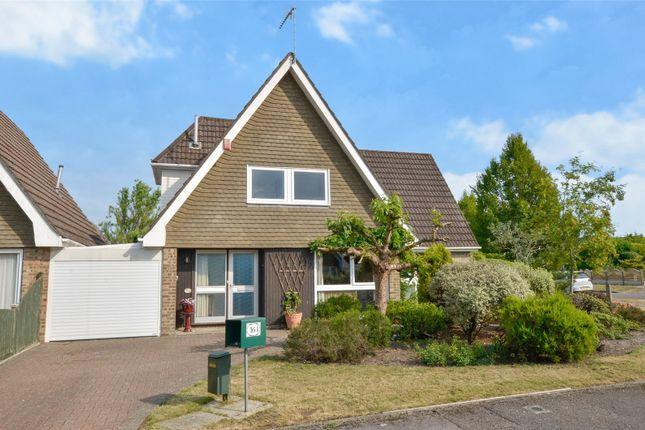 Thumbnail Link-detached house for sale in Uplands Road, West Moors, Ferndown, Dorset