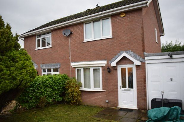 Thumbnail Semi-detached house to rent in Squirrel Walk, Swansea