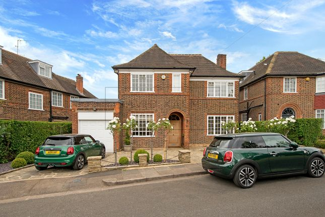 Thumbnail Detached house for sale in Rowan Walk, Hampstead Garden Suburb