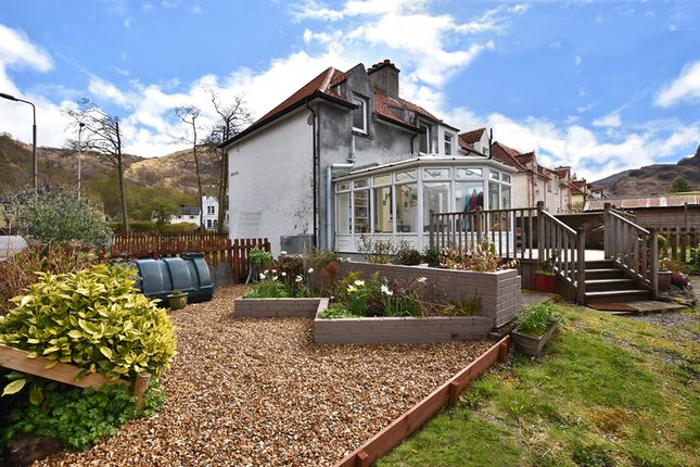 Thumbnail Semi-detached house for sale in Lochaber Road, Kinlochleven