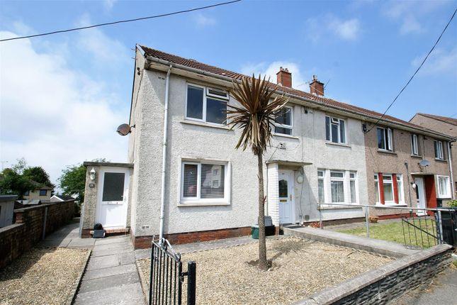 Thumbnail Flat for sale in Hawthorn Avenue, Baglan, Port Talbot