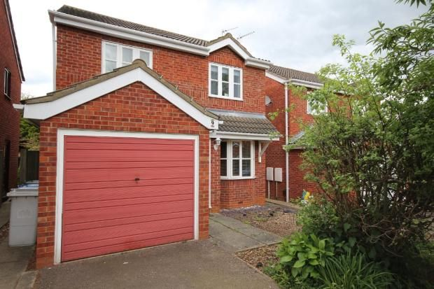 3 bed detached house to rent in Timpson Close, Kettering