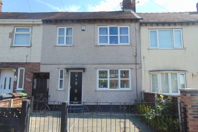 Thumbnail Terraced house to rent in Monfa Road, Bootle