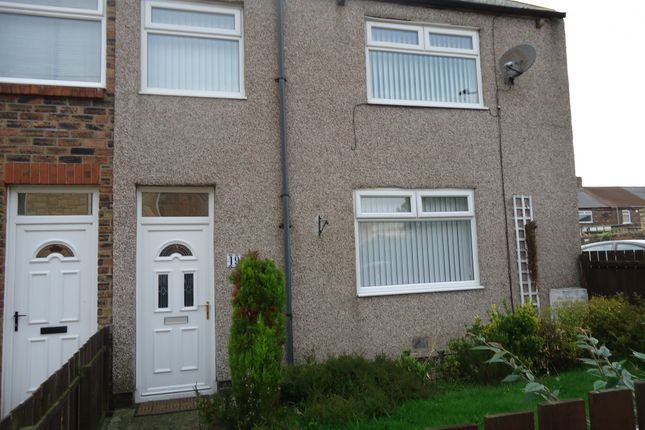 Thumbnail End terrace house for sale in Richardson Street, Ashington, Northumberland