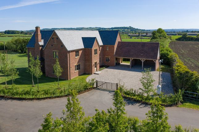 Thumbnail Detached house for sale in Clifford Chambers, Stratford-Upon-Avon, Warwickshire