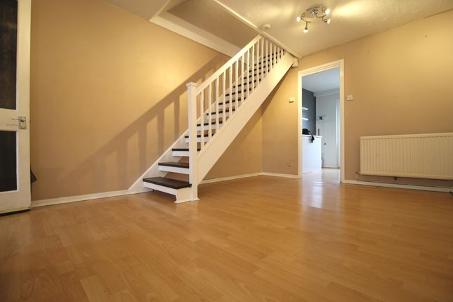 Thumbnail Terraced house to rent in Lowdell Close, West Drayton