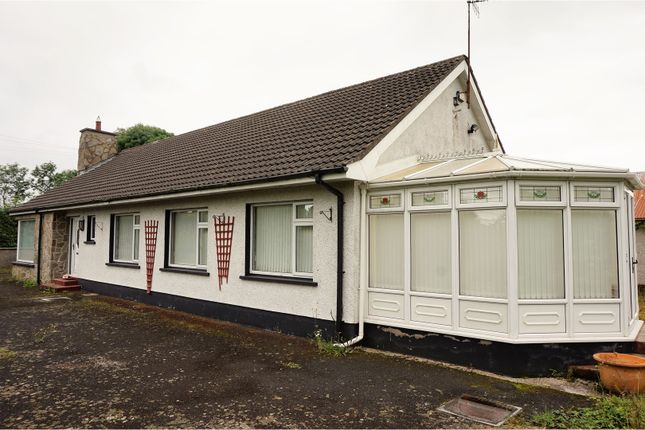 Thumbnail Detached bungalow for sale in Burnquarter Road, Ballymoney