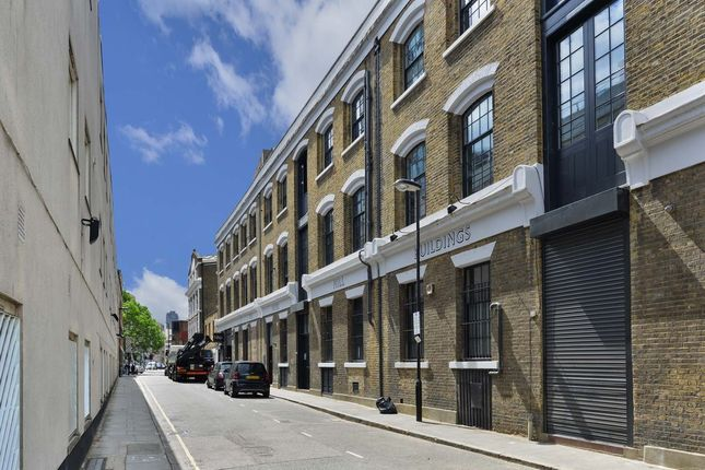 Thumbnail Flat to rent in Paper Mill Buildings, City Garden Row, Islington