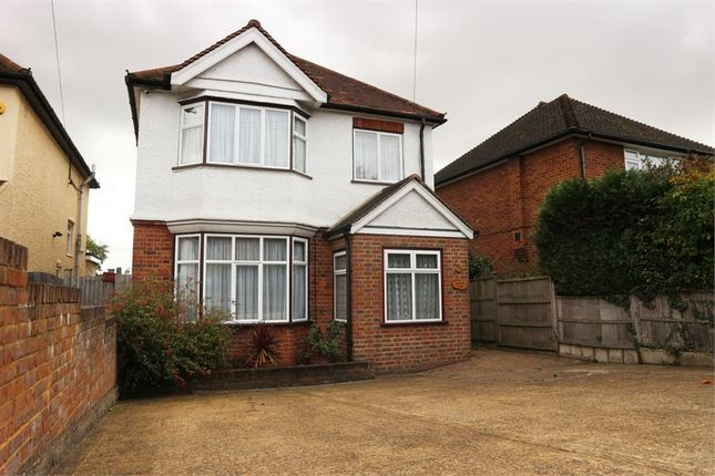 Thumbnail Detached house for sale in St Albans Road, Watford, Hertfordshire