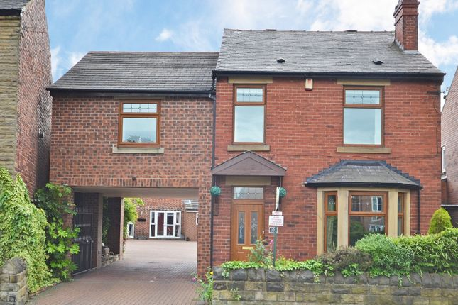 Thumbnail Detached house to rent in Westfield Road, Horbury