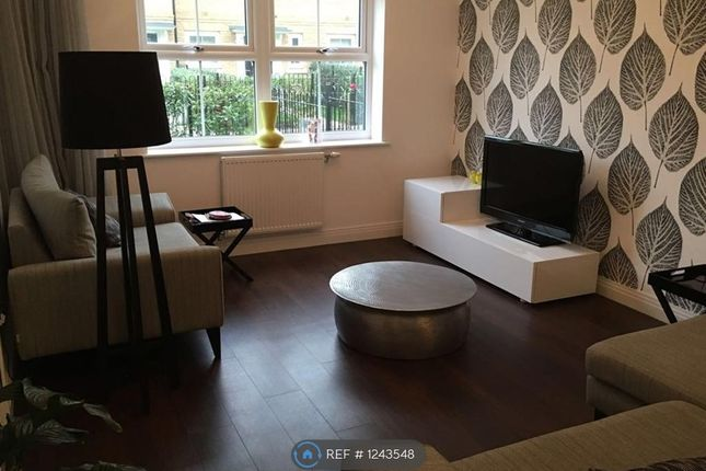 Thumbnail Terraced house to rent in Autumn Way, West Drayton